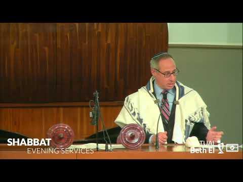 Shabbat Wisdom with Rabbi Dan Levin | July 30, 2021
