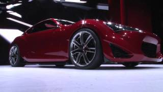 Scion FR-S Concept at the 2011 New York Auto Show