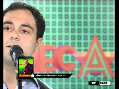 """Download Franco Moray """"Zamba para olvidar"""" - Abrecaminos Sexta Edición"""
