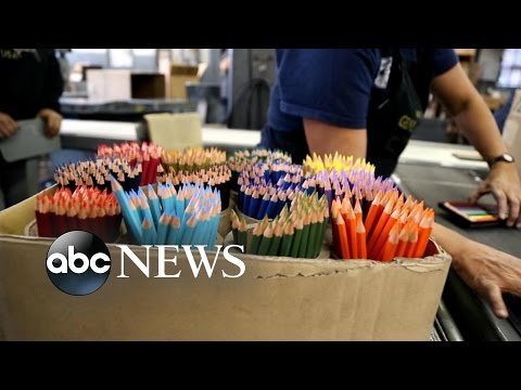 'Made in America' Family-Run Company Has Been Selling Pencil