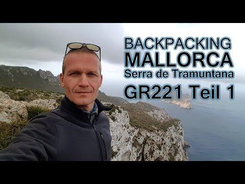 Backpacking MALLORCA Trekking