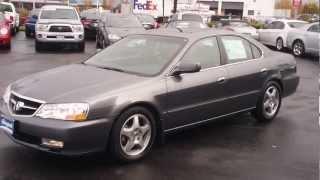 2003 Acura TL at Sheppard Motors