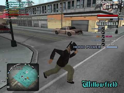[PK]NaTsu Best RPG San Andreas Multiplayer 2