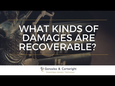 What Damages Are Recoverable in a Wrongful Death Claim Davie FL | Gonzalez & Cartwright, P.A.