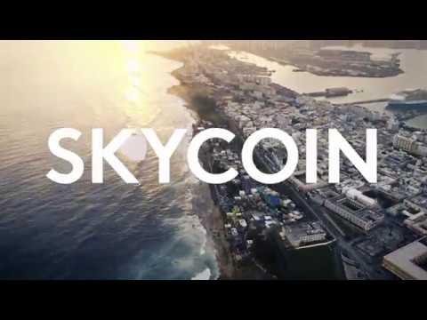 Skycoin at Coin Agenda 2018 Puerto Rico
