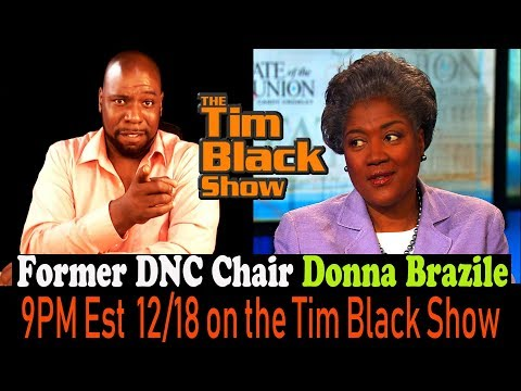 Donna Brazile Talks DNC HACKS, DNC Lawsuit, Hillary Campaign EXCLUSIVE