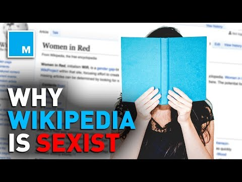 Fighting Sexism On Wikipedia [MASHABLE ORIGINALS]