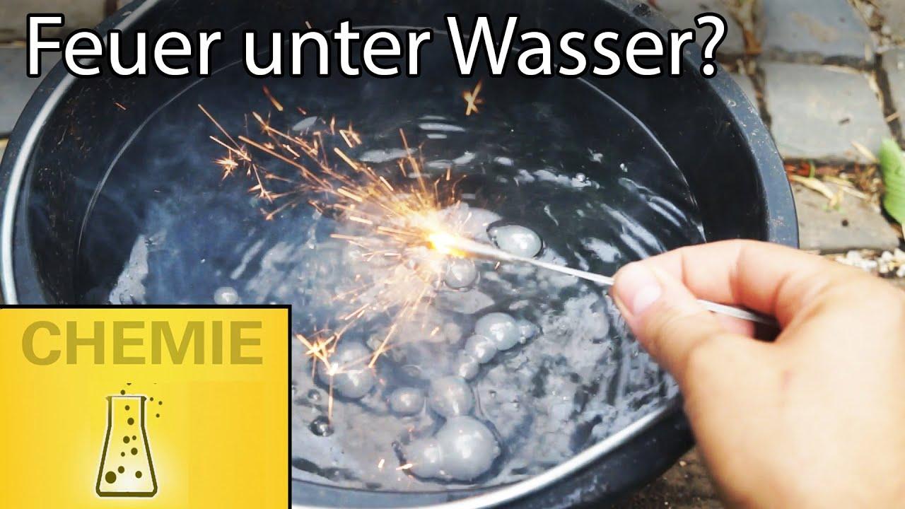 Feuer Unter Wasser