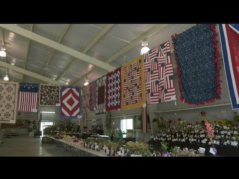 Operation Enduring Freedom quilts