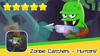 Zombie Catchers - Hunters Day27 Walkthrough 100% zombie hunting action Recommend index five stars