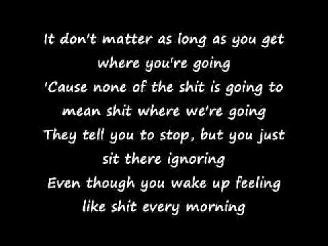 Eminem- Drug Ballad lyrics