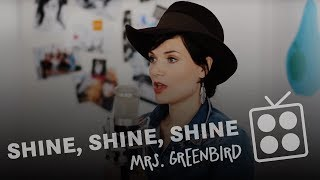"Mrs. Greenbird ""Shine, Shine, Shine"" bei MG KITCHEN TV"