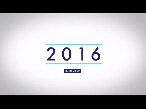 2016 in Review - Thales