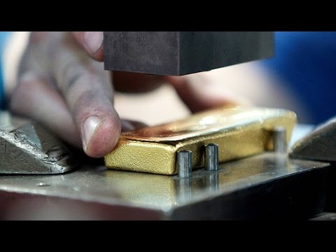 Gold Fell to Its Lowest in Almost Two Weeks on Tuesday, the Move Comes Ahead of the FOMC