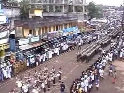 NDF Freedom Parade- 2005