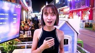 Why Chinese girls prefer older guys? 一般找男朋友喜欢大叔还是小鲜肉?