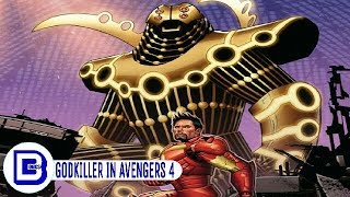 IRON MAN And GODKILLER ARMOR | Explained In Hindi | BlueIceBear