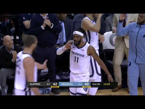 LA Clippers vs Memphis Grizzlies : December 5, 2018