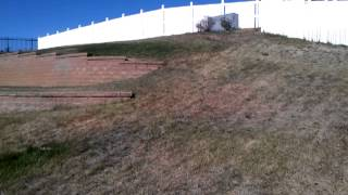 "Eden Prairie Custom ""steep"" Hill Installation"