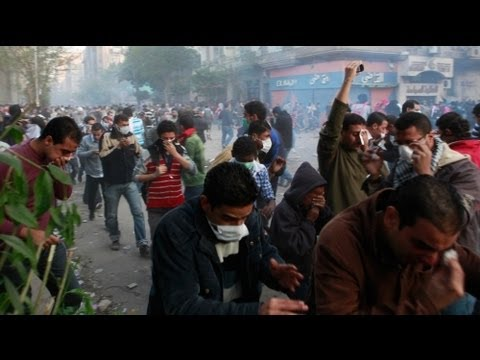 Egyptian capital rocked by fresh clashes