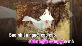 Chân ngắn Karaoke Cẩm Vân ft TMT Beat gốc Karaoke