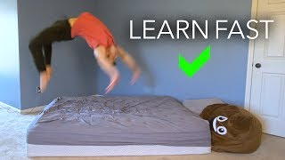 Learn How to: Bąck Handspring Easy