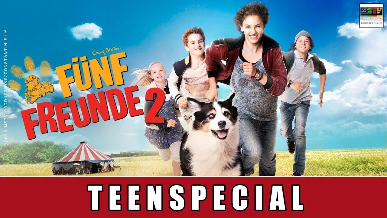 Fünf Freunde 2 - Premiere München