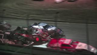 USMTS �A� Main @ Kennedale Speedway Park 5/12/17
