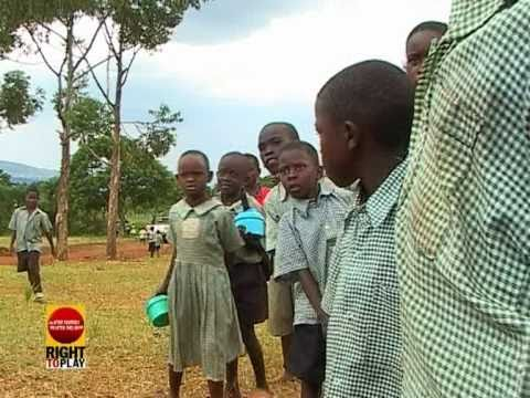 Right To Play 10-Year Anniversary featuring Uganda