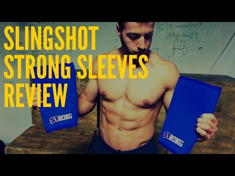 65fcfdea47 Slingshot STrong Knee Sleeves Review - The Most Supportive ...