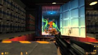 Half-Life Blue Shift Walkthrough Part 2 HD