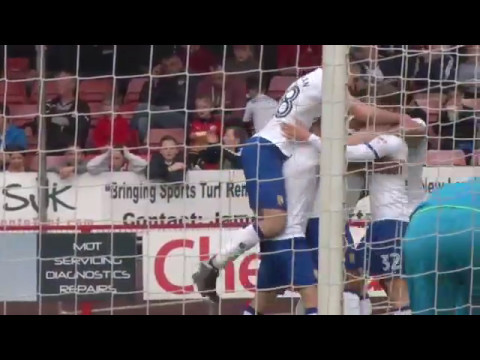 MATCHDAY MOMENTS: Crawley (A)