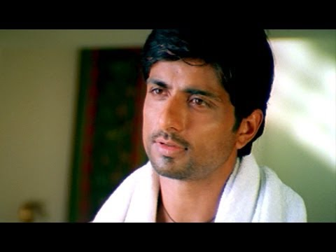 Conversation Between Sonu Sood & Paruchuri || Super Movie || Nagarjuna, Ayesha ...