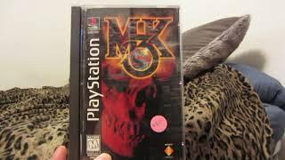 Play Station and Sega Saturn Long Box Collection Part 1