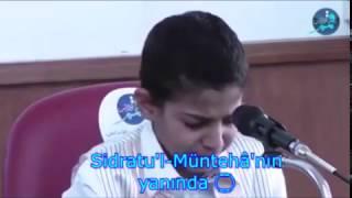 Hıçkırarak Kuran Okuyan 12 Yaşındaki Çocuk Herkesi Ağlattı