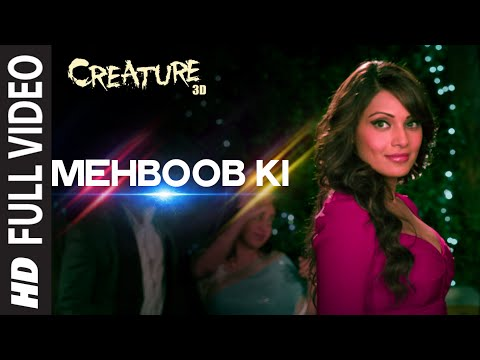 OFFICIAL: 'Mehboob Ki'  FULL VIDEO Song | Creature 3D | Mithoon | Bipasha Basu | Imran Abbas