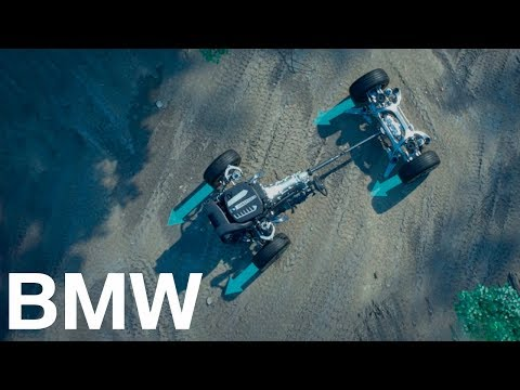 Tecnología BMW xDrive: Sistema inteligente de tracción a las cuatro ruedas de BMW.