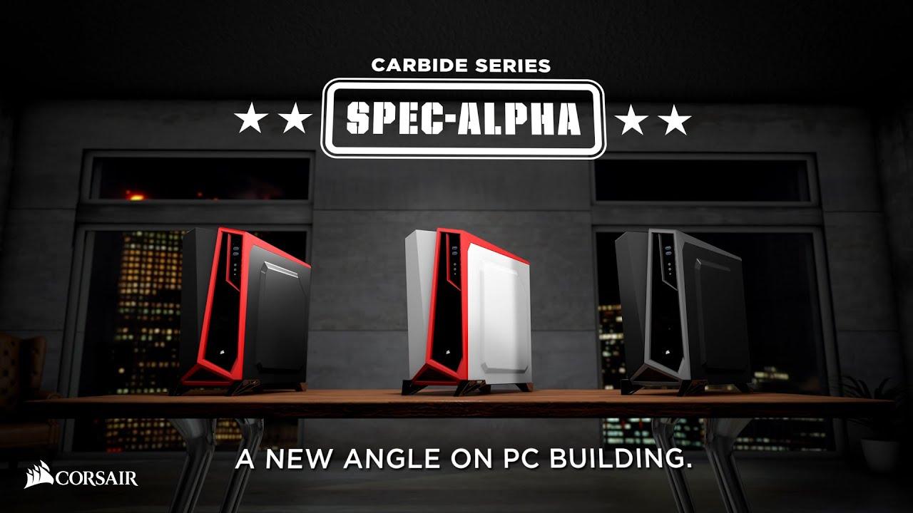 Pc Build Intel Core I K Corsair Carbide Series Spec