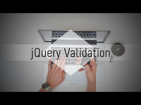jQuery Validation Plugin: Custom Error Styles (4/4)