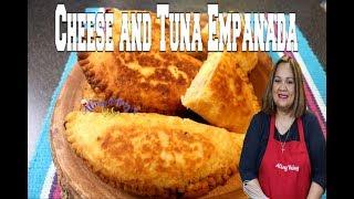 Cheese and Tuna Empanada