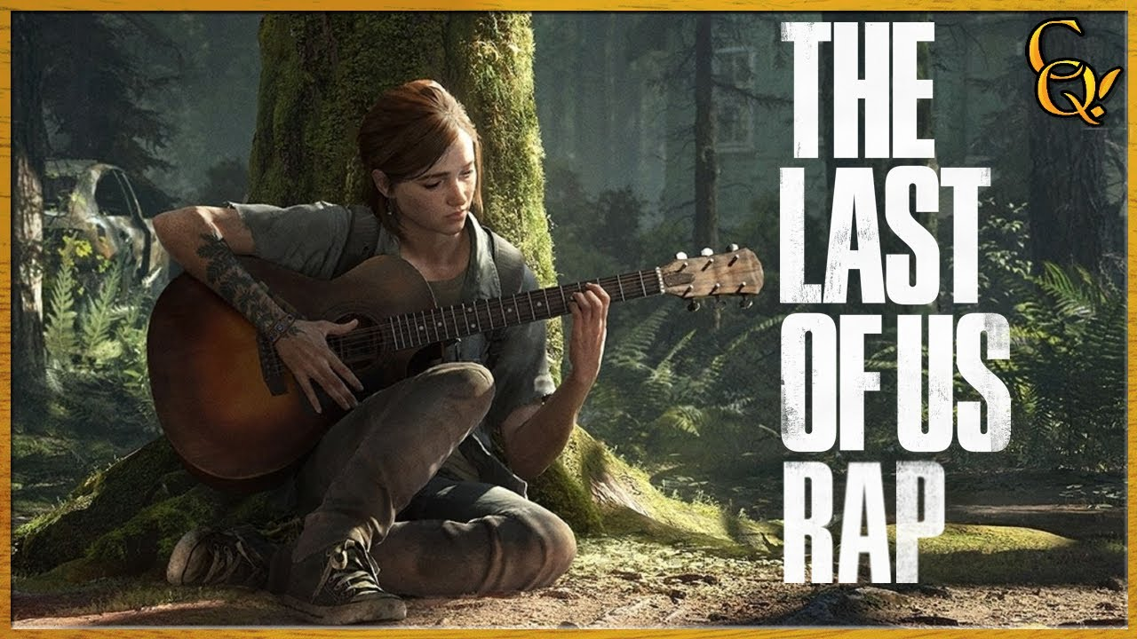 THE LAST OF US RAP! - Connor Quest!