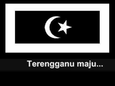 Terengganu Maju With Lyrics
