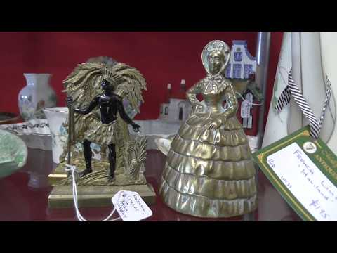 Antique Shopping in Auckland - Part 1