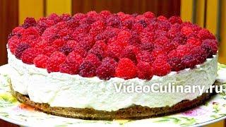 творожный торт чизкейк от бабушки эммы