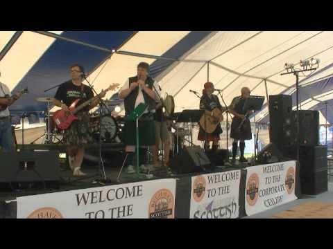 Celtic Cheer - Seven Nights In Ireland - 2010 Oklahoma Scottish Festival