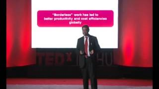 A borderless world- Utopia or Nightmare? : S.P. Shukla at TEDxIITBHU