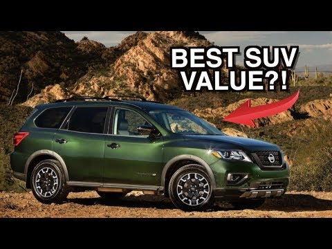 Is The 2019 Nissan Pathfinder The Best SUV Value For The Money?