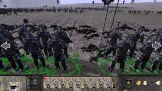 rome total war-Lord of the Rings Mod...Orcs vs. Orcs