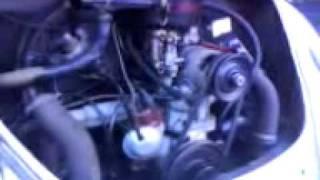 moteur cox de 1966