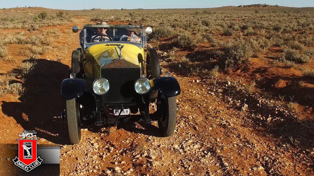 Outback Overlander